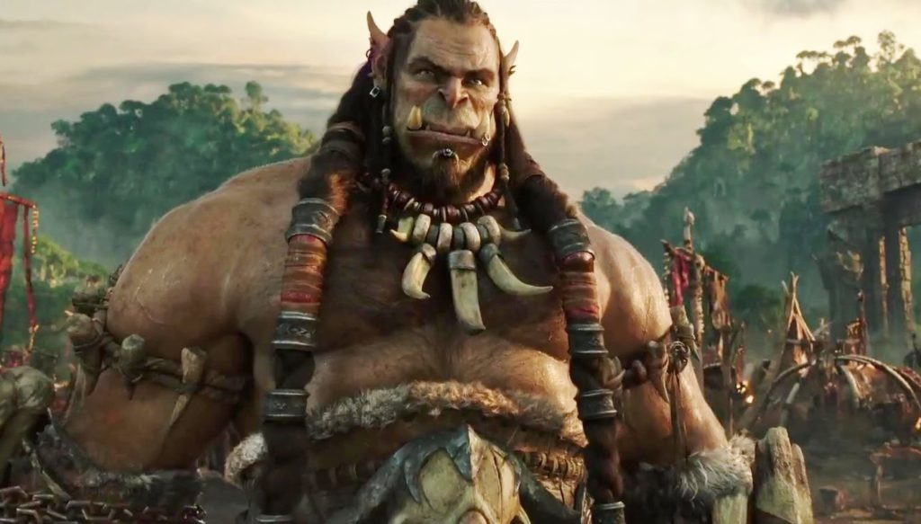 Warcraft: the Beginning(3d)