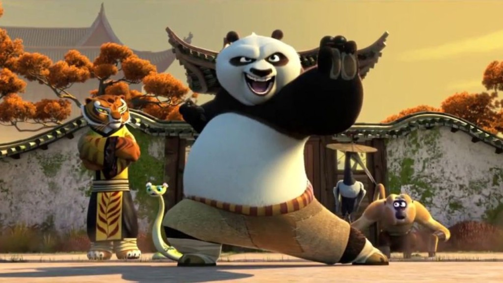 Kung Fu Panda 3 – (3d, Dub)