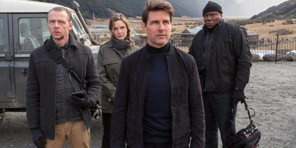 Mission: Impossible – Fallout(2d)