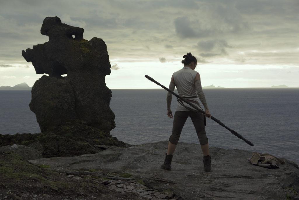 Star Wars: the Last Jedi(2d)