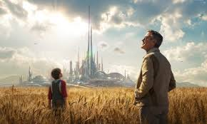 Tomorrowland-a World Beyond