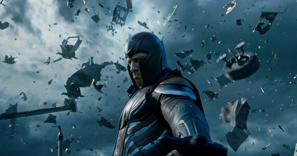 X-men: Apocalypse(3d)