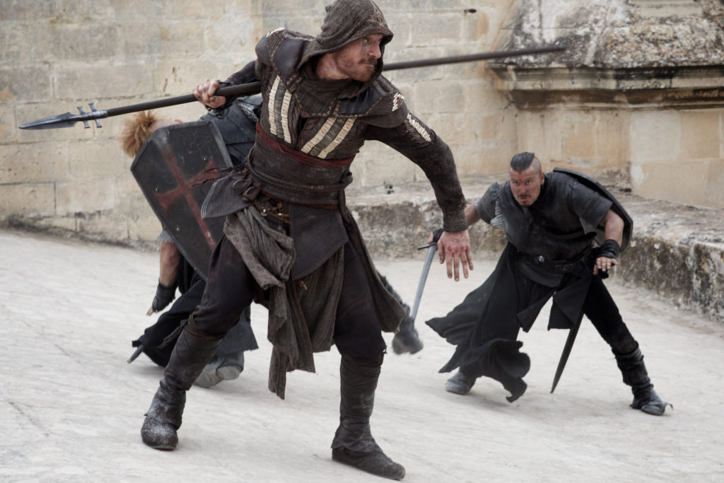 Assassin's Creed(3d)