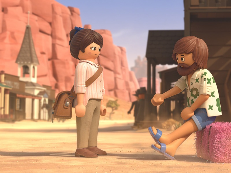 Playmobil -elokuva
