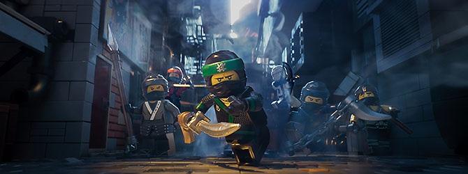 Lego Ninjago Elokuva