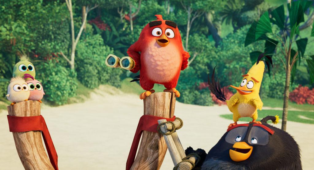 Angry Birds -elokuva 2