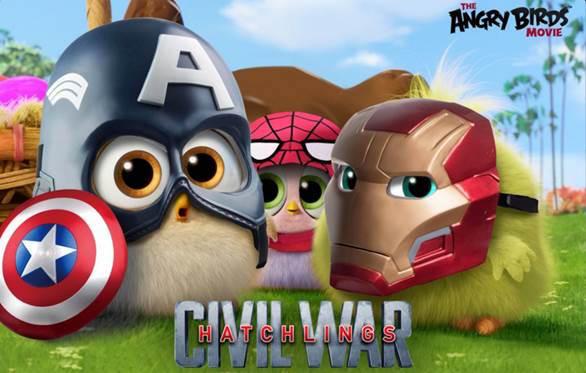 Angry Birds -elokuva(3d,dub)