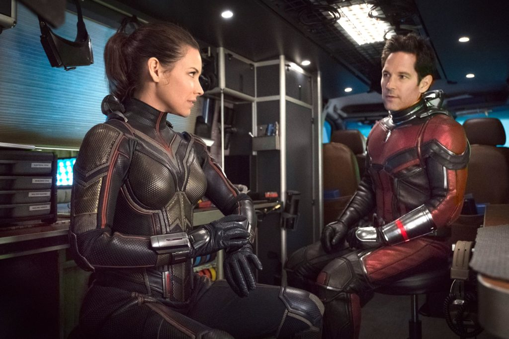 Ant-man and the Wasp(2d)