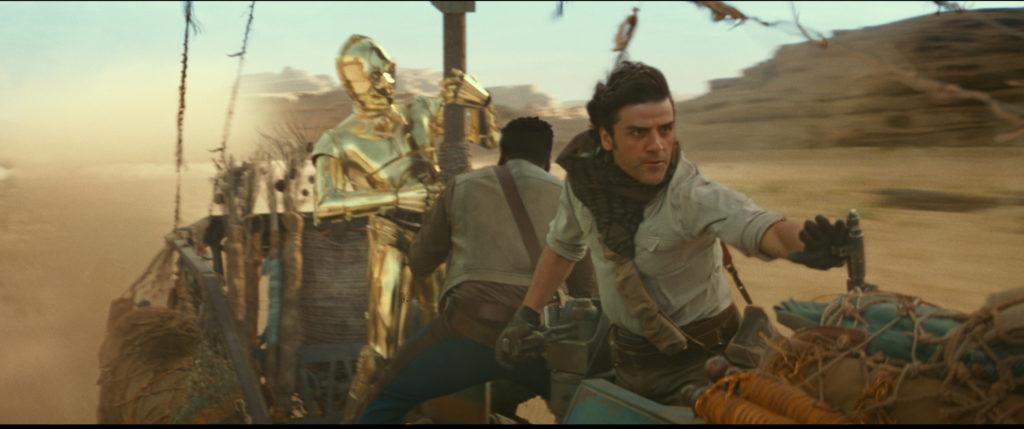 Star Wars: the Rise of Skywalker 2D/3D