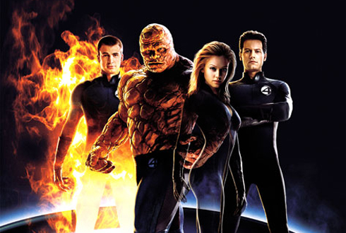 Fantastic Four 11.8. Peruutettu