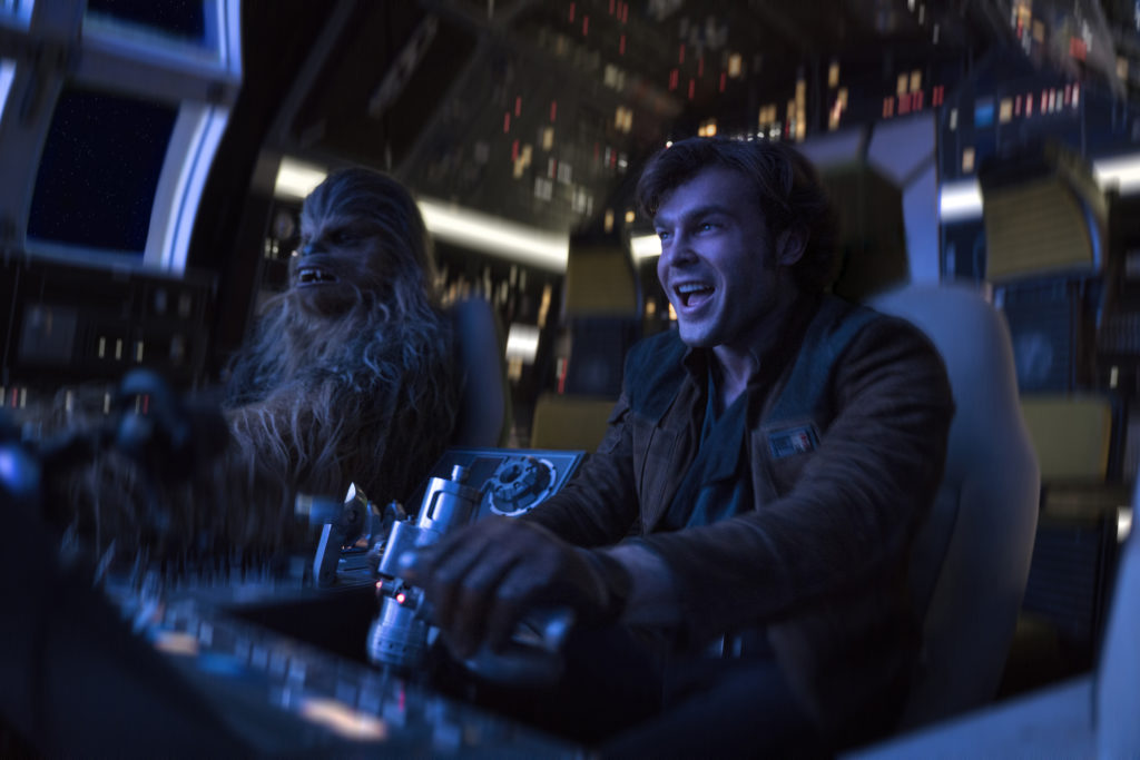 Solo: A Star Wars Story(3d)