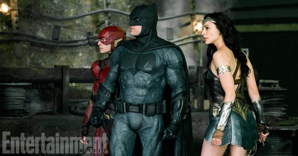 Justice League(2d)
