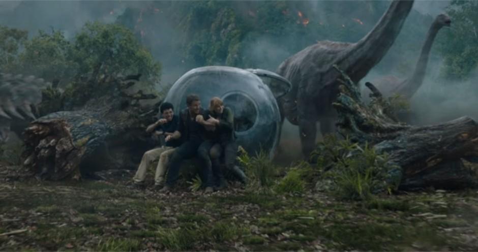 Jurassic World: Kaatunut Valtakunta(3d)