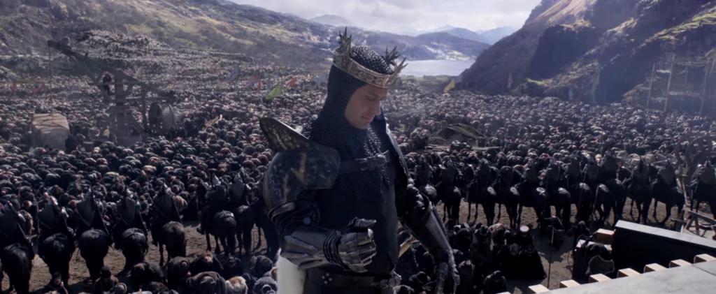 King Arthur: Legend of the Sword(3d)