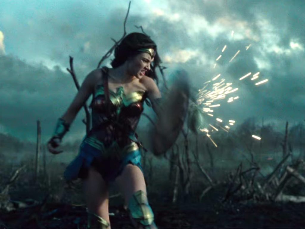 Wonder Woman(3d)