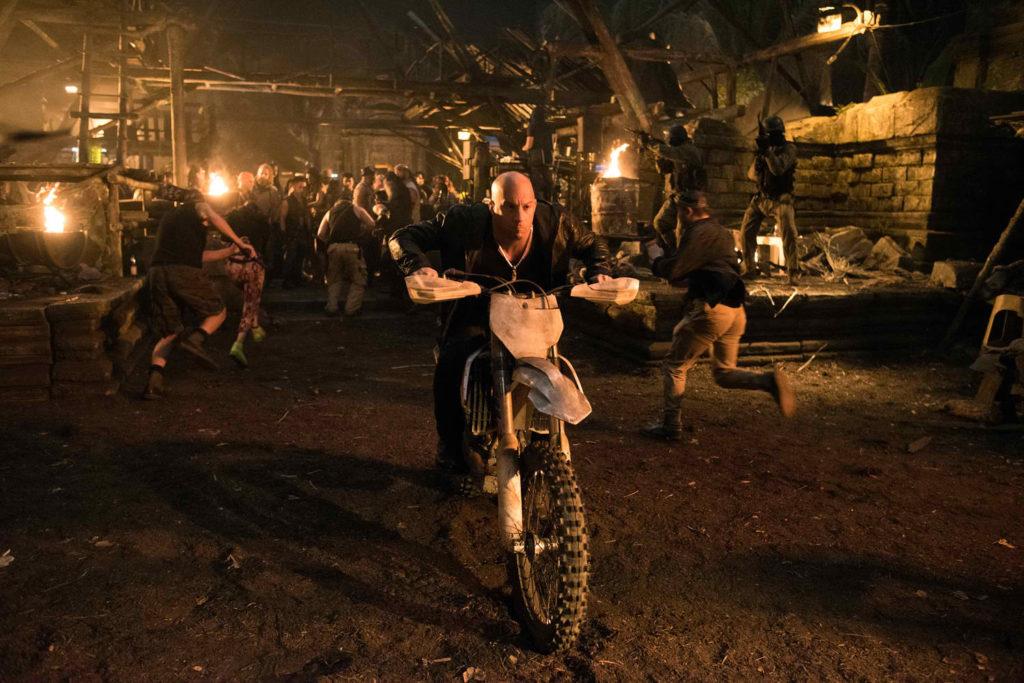 Xxx: Return of Xander Cage(3d)